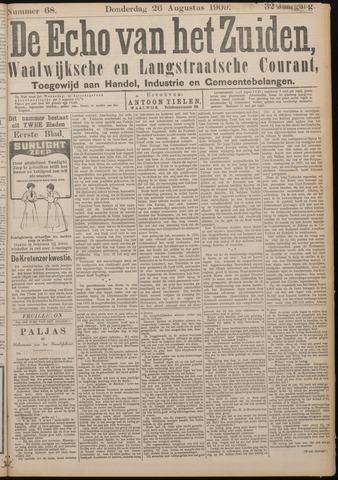Echo van het Zuiden 1909-08-26