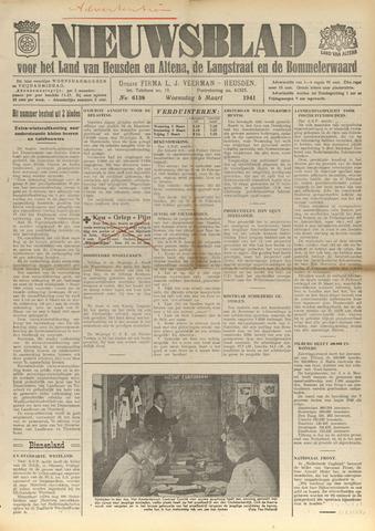 Nieuwsblad het land van Heusden en Altena de Langstraat en de Bommelerwaard 1941-03-05
