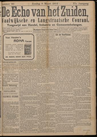 Echo van het Zuiden 1914-03-08