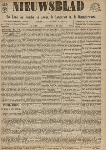 Nieuwsblad het land van Heusden en Altena de Langstraat en de Bommelerwaard 1901-10-26