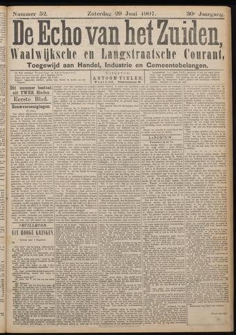 Echo van het Zuiden 1907-06-29