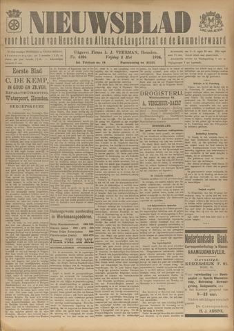 Nieuwsblad het land van Heusden en Altena de Langstraat en de Bommelerwaard 1924-05-02