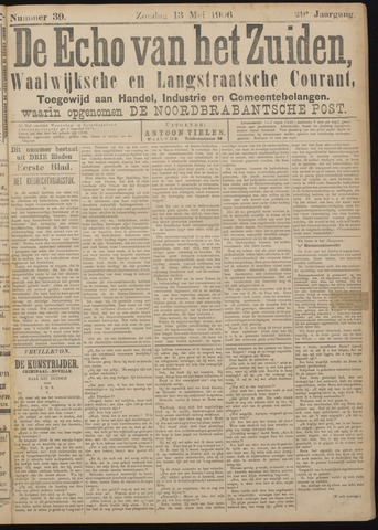 Echo van het Zuiden 1906-05-13