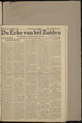 Echo van het Zuiden 1945-11-23