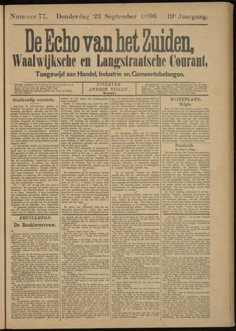 Echo van het Zuiden 1896-09-24