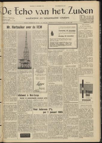 Echo van het Zuiden 1964-12-21