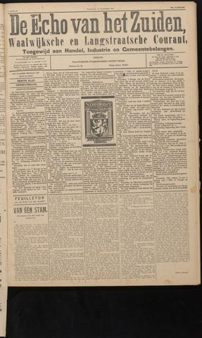 Echo van het Zuiden 1927-11-16