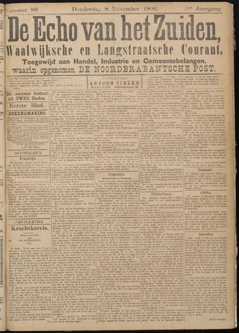 Echo van het Zuiden 1906-11-08