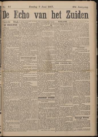 Echo van het Zuiden 1917-06-03