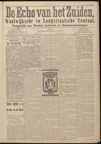 Echo van het Zuiden 1927-08-31