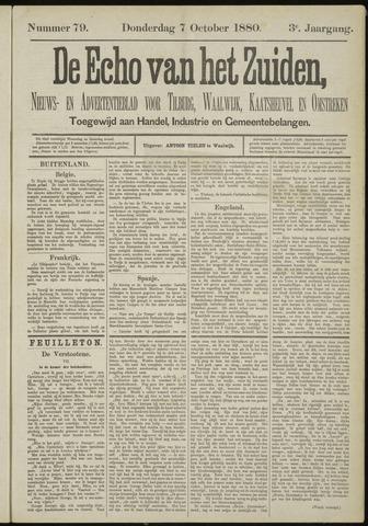 Echo van het Zuiden 1880-10-07