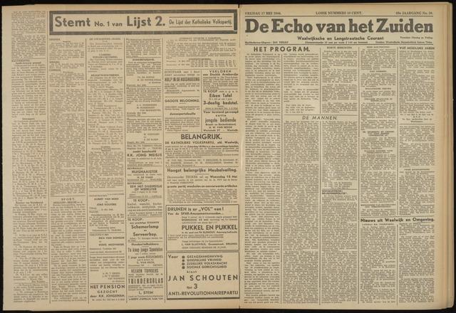 Echo van het Zuiden 1946-05-17