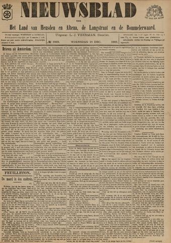 Nieuwsblad het land van Heusden en Altena de Langstraat en de Bommelerwaard 1901-12-18