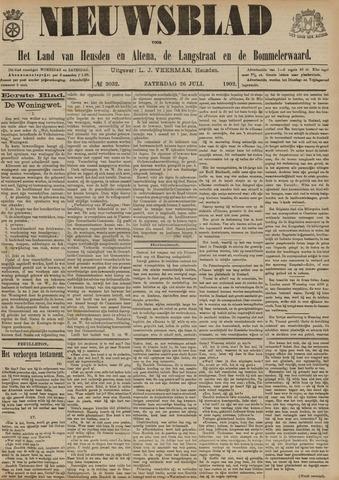 Nieuwsblad het land van Heusden en Altena de Langstraat en de Bommelerwaard 1902-07-26