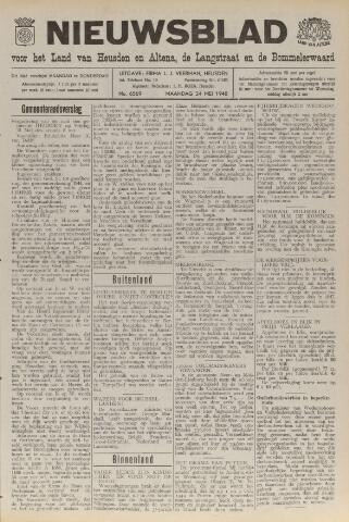Nieuwsblad het land van Heusden en Altena de Langstraat en de Bommelerwaard 1948-05-24
