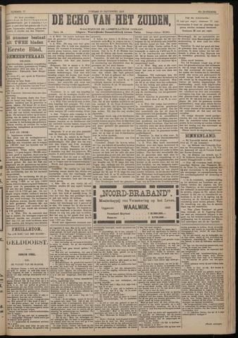 Echo van het Zuiden 1918-09-29