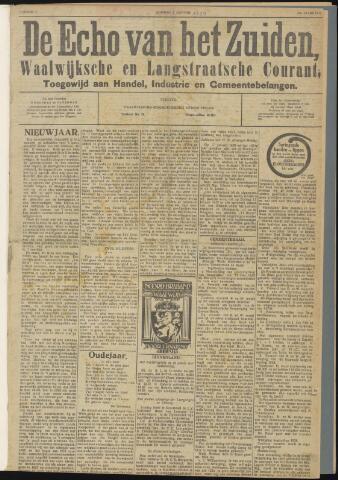 Echo van het Zuiden 1929-01-01