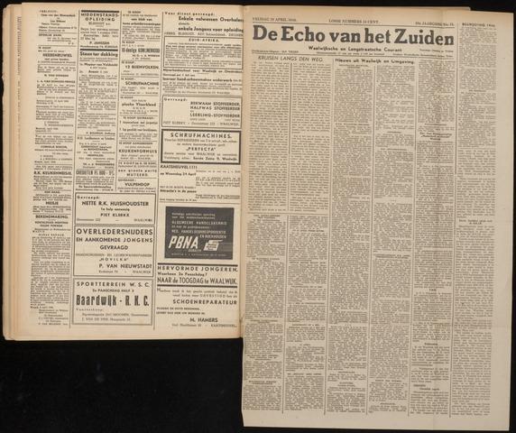 Echo van het Zuiden 1946-04-19