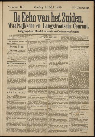 Echo van het Zuiden 1899-05-14