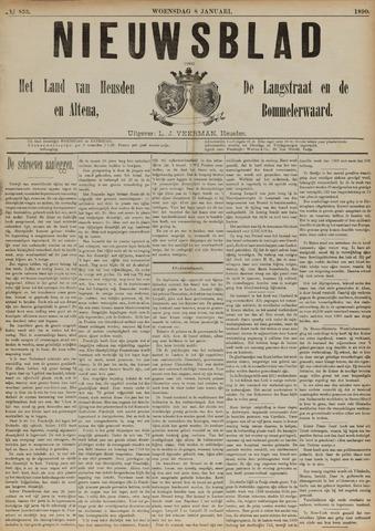 Nieuwsblad het land van Heusden en Altena de Langstraat en de Bommelerwaard 1890-01-08