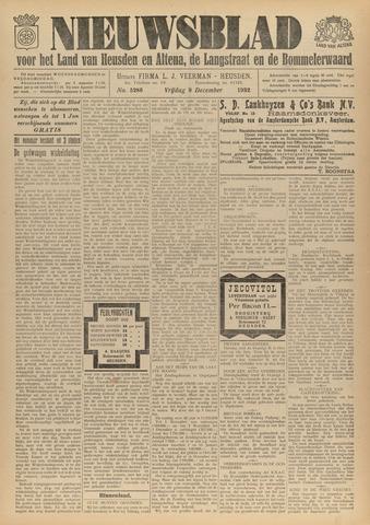 Nieuwsblad het land van Heusden en Altena de Langstraat en de Bommelerwaard 1932-12-09