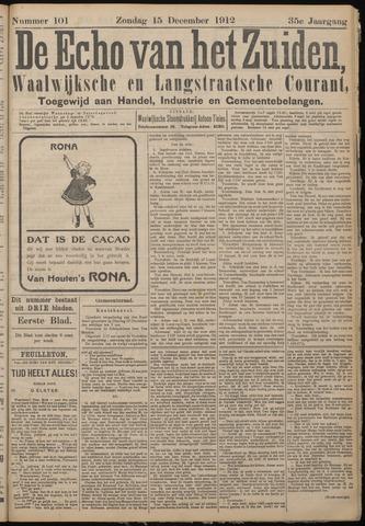 Echo van het Zuiden 1912-12-15