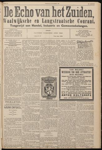 Echo van het Zuiden 1933-11-29