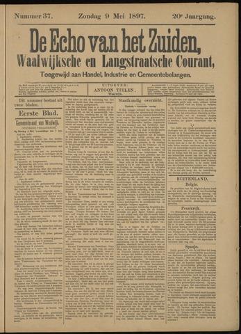 Echo van het Zuiden 1897-05-09