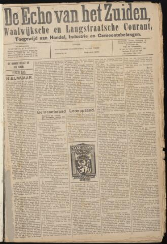 Echo van het Zuiden 1936-01-01
