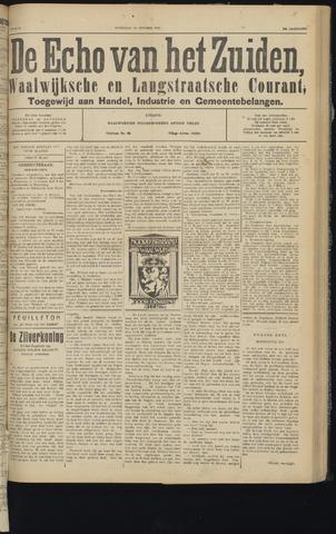 Echo van het Zuiden 1931-10-21