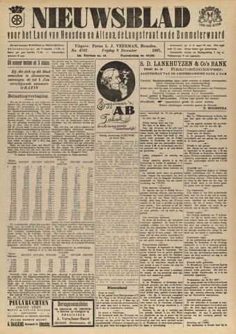 Nieuwsblad het land van Heusden en Altena de Langstraat en de Bommelerwaard 1927-12-09