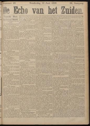Echo van het Zuiden 1905-06-14