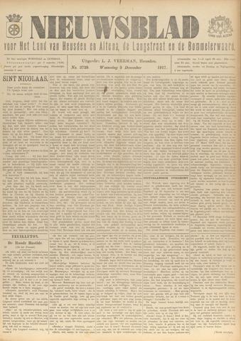 Nieuwsblad het land van Heusden en Altena de Langstraat en de Bommelerwaard 1917-12-05