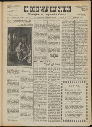 Echo van het Zuiden 1953-12-24