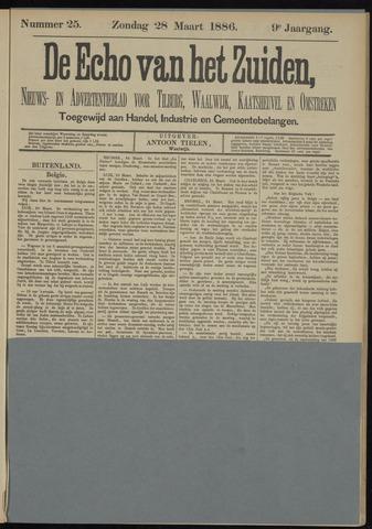Echo van het Zuiden 1886-03-28