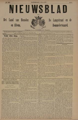 Nieuwsblad het land van Heusden en Altena de Langstraat en de Bommelerwaard 1888-03-03