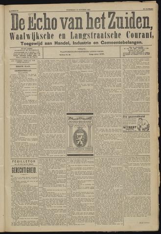Echo van het Zuiden 1924-10-22