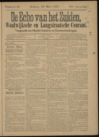 Echo van het Zuiden 1897-05-23