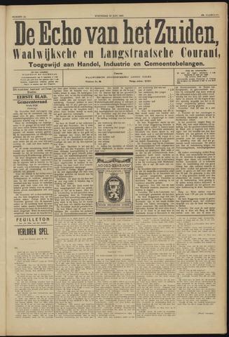 Echo van het Zuiden 1923-06-20