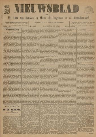 Nieuwsblad het land van Heusden en Altena de Langstraat en de Bommelerwaard 1896-08-12