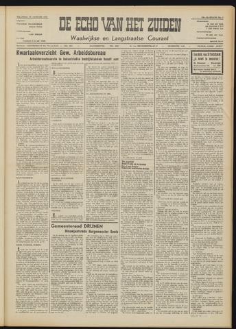 Echo van het Zuiden 1957-01-28