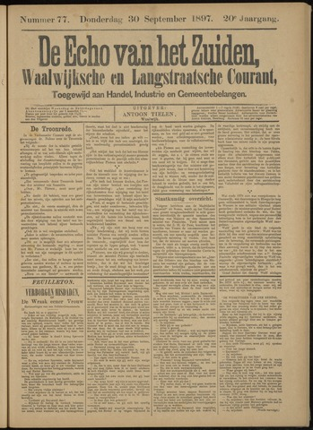 Echo van het Zuiden 1897-10-03