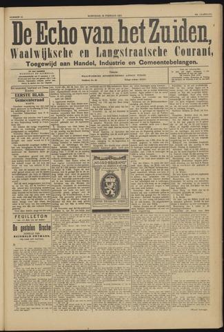 Echo van het Zuiden 1923-02-28
