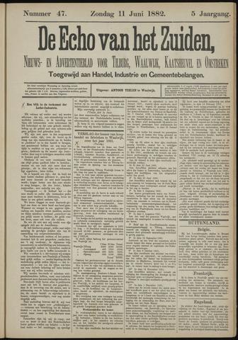 Echo van het Zuiden 1882-06-11