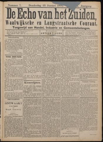 Echo van het Zuiden 1902-01-23