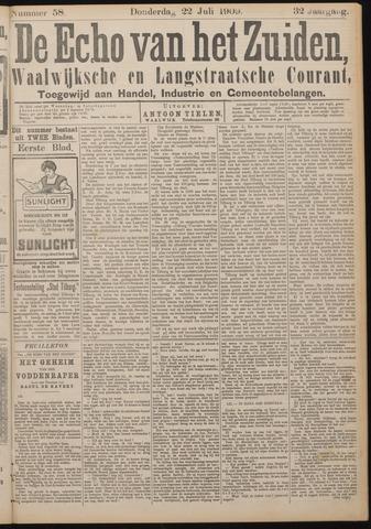 Echo van het Zuiden 1909-07-22