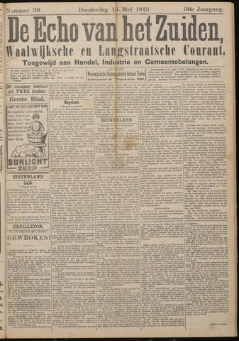 Echo van het Zuiden 1913-05-15