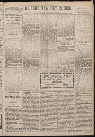 Echo van het Zuiden 1920-02-28