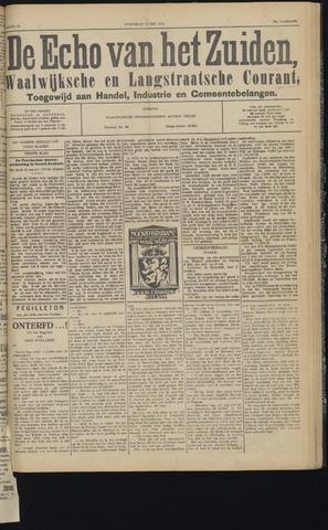 Echo van het Zuiden 1931-05-13
