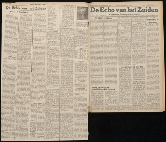 Echo van het Zuiden 1946-10-17